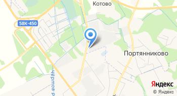 Шпагатная фабрика на карте