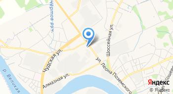 Торгово-производственная компания ТеплоГарант на карте
