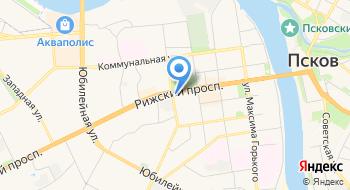 Студия макияжа Виктории Марчук на карте