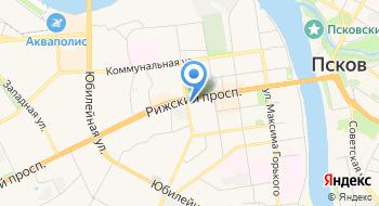 Ателье Пуговка на карте