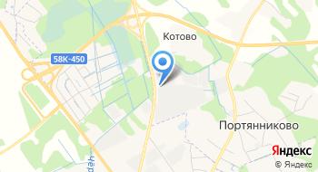 Куртиков Н. М., ИП на карте