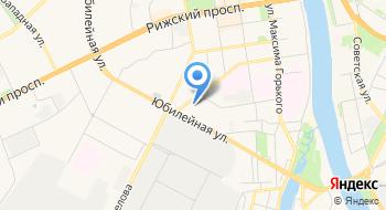 Тендер Псков, торговая компания на карте