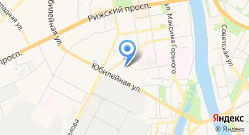 Дколор-Псков на карте