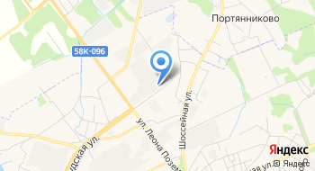 ЛесПромБаза на карте