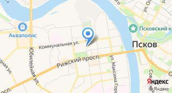 Центр красоты и здоровья на Киселева на карте
