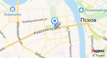 ПрофМаркер на карте