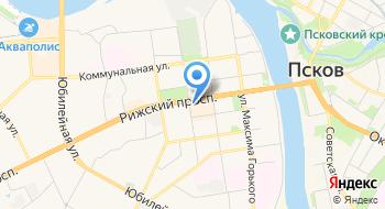 Торговая компания Импульс-Нева на карте