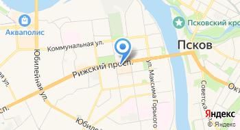 Магазин Эрмитаж на карте