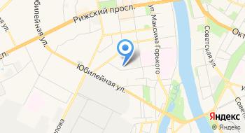 Псковский центр сертификации на карте