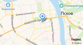 Графика на карте