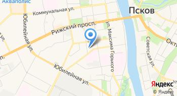 Детская Музыкальная школа №2 им. М.П. Мусоргского на карте