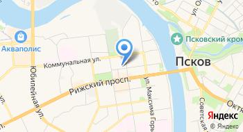 Управление ЗАГСа г. Псков на карте