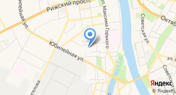 Псковское протезно-ортопедическое предприятие на карте