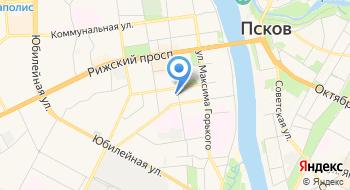 УПФР государственное учреждение в г. Пскове и Псковском районе межрайонное ул. Петровская на карте