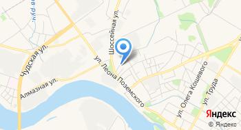 Автомобильные дороги Пскова, дорожно-ремонтная компания на карте