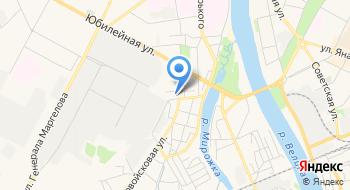 Лада087, транспортная компания на карте