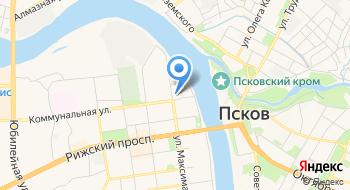 СоюзТулаРыба на карте