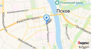 Агентство переводов Сакта на карте