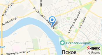 Служба Экспресс-Доставки на карте