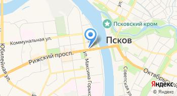 Строительная компания Проспект на карте