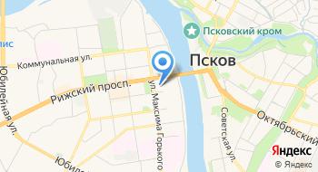 Окна Forte Псков на карте