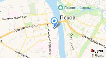 Ритерна-Псков (ООО Победит ) на карте