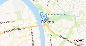 Ресторан Русь на карте