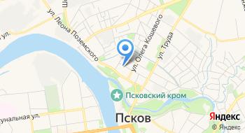 Собрание депутатов Псковского района на карте