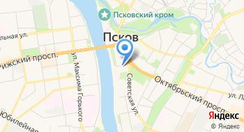 Музей романа Два капитана на карте