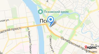 Церковь Михаила Архангела и Гавриила Архангела на карте
