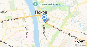 Ломбард Династия на карте