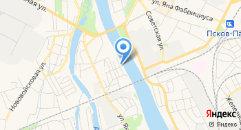 Динамо, гребная спортивная база на карте