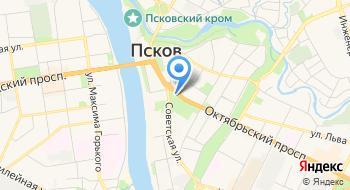 Итэкс, салон безопасности на карте