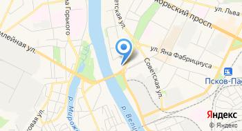 Отель Покровский на карте