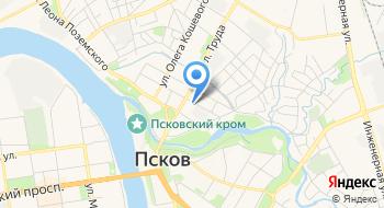 ПрофИнженерСтрой, монтажная организация на карте