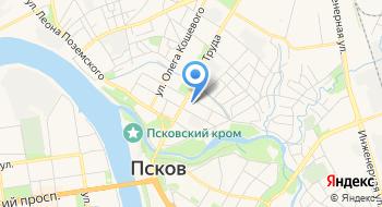 ГазИнвестСтрой, строительная компания на карте