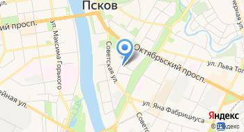 Псковский Музей на карте
