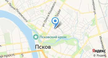 Комтэк, торговая компания на карте