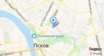 Агентство Кадры на карте