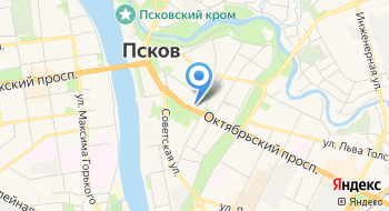Нотариус Николаева В.К. на карте