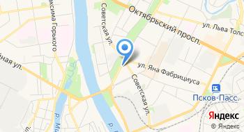 Юлия, салон свадебных и вечерних платьев на карте