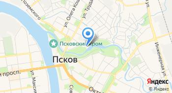 Дельрус на карте