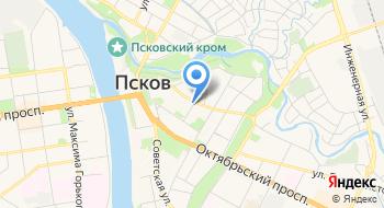 Belle, магазин белорусской косметики на карте