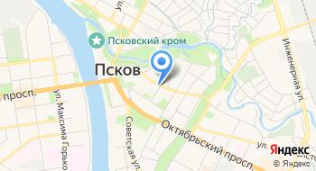 Оптика Срочно, магазин-салон на карте
