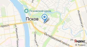 Распространитель Сибирское Здоровье на карте