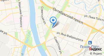 Группа компаний ITpskov на карте