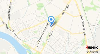 Карельский гранит-Псков, производственно-художественная мастерская на карте