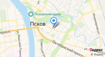 Магазин радиотоваров, ИП Петров С. А. на карте