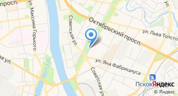 Клуб досуга и развития Парадокс Офис на карте
