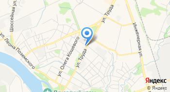 МФЦ Псковской области на карте